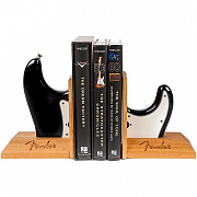 FENDER Strat Body Bookends, Black