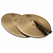 PAISTE 2002 06 ACCENT CYMBAL WITH LEATHER STRAP